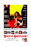 Day of the Outlaw Posters