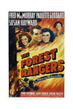 The Forest Rangers Prints