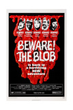 Beware! the Blob Prints