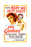 Meet Me in St. Louis Posters