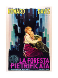 The Petrified Forest Posters