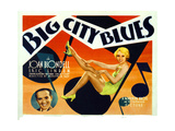 Big City Blues Prints