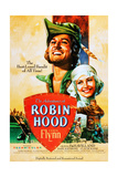 The Adventures of Robin Hood Prints