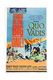 Quo Vadis Poster