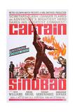 Captain Sindbad Prints