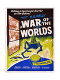 The War of the Worlds Prints