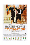 Living it Up Posters