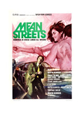 Mean Streets Prints