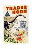 Trader Horn Print