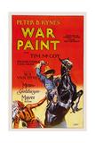 War Paint Prints