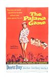 The Pajama Game Art