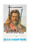 The Outlaw Josey Wales Prints