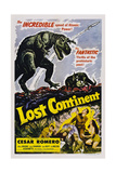 Lost Continent Print
