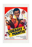 The Deadly Mantis Posters