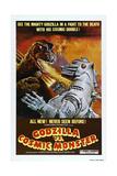 Godzilla vs. Mechagodzilla Prints