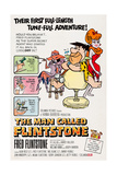 The Man Called Flintstone Art
