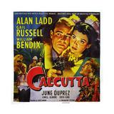 Calcutta Posters