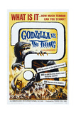 Godzilla vs. the Thing Prints