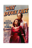 Way Down East Posters