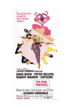 The Pink Panther Print