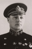 Admiral Nikolaji Kuznetsov Served as People's Commissar of the Navy During World War 2 Photo