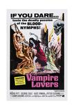 The Vampire Lovers Art