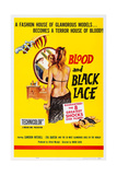 Blood and Black Lace Posters