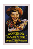 The Sawdust Trail Poster