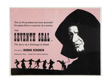 The Seventh Seal Posters