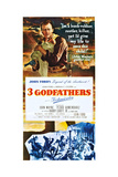 3 Godfathers (aka Three Godfathers) Posters