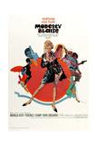 Modesty Blaise Poster