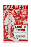 Goin' to Town Prints