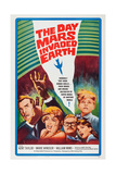 The Day Mars Invaded Earth Print