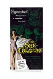 The She-Creature Prints