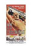 War of the Colossal Beast Prints