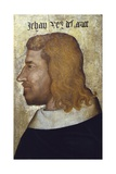 King John II the Good of France Prints