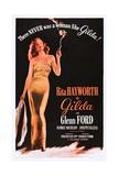 ギルダ(1946年) ポスター