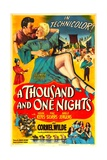 A Thousand and One Nights Prints