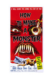 How to Make a Monster Art