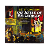 The Belle of Broadway Posters