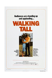 Walking Tall Print