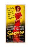 Smash-Up: the Story of a Woman Posters