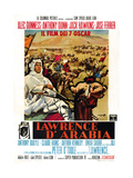 Lawrence of Arabia Art