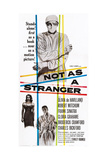 Not as a Stranger Print