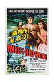 Wake of the Red Witch Posters
