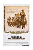 The Train Robbers Prints