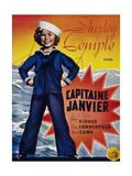 Captain January (aka Capitaine Janvier) Prints