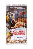 Goliath and the Sins of Babylon Posters