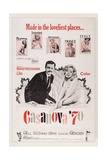 Casanova '70 Posters