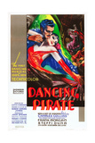 The Dancing Pirate Posters